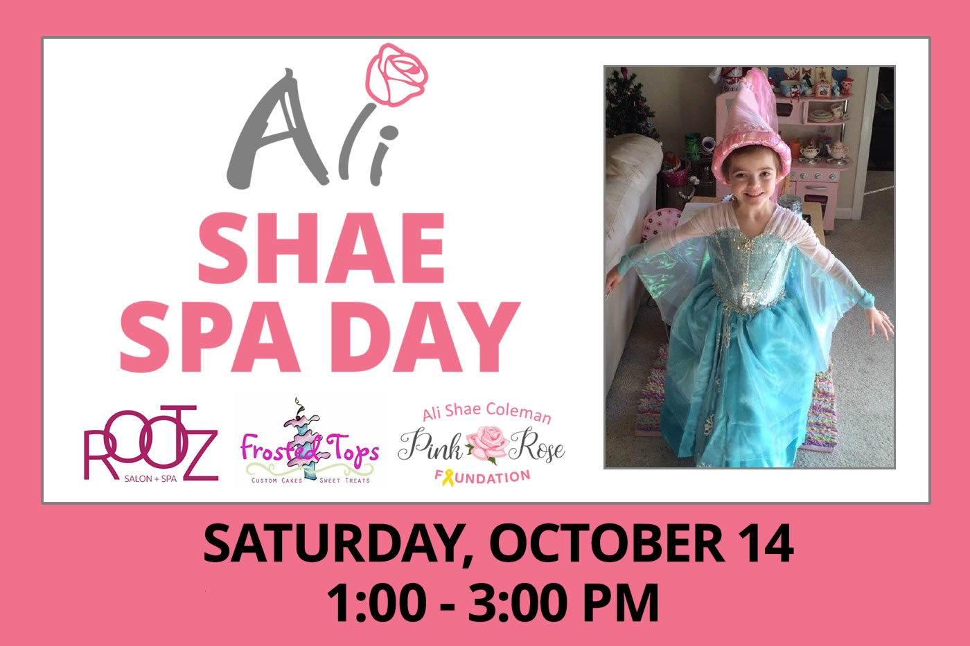 Ali Shae Spa Day